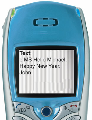 Send SMS Text Messages :: Send email from SMS Phone